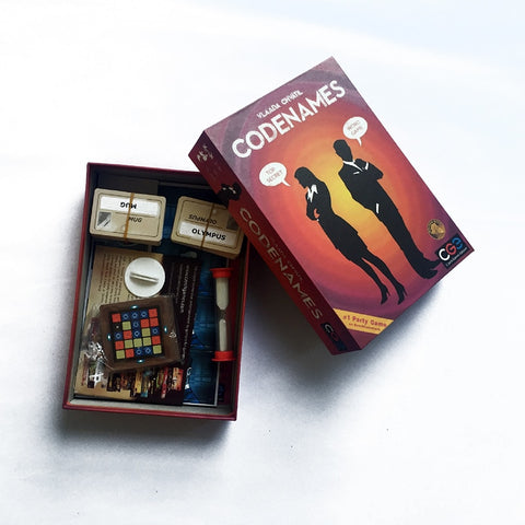 """CODENAMES"" A Perfect Board Game To Play With Friends Or Family - Mr.Canadian.Traveler"