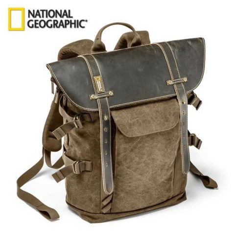 Free shipping New National Geographic NG A5290 Backpack For DSLR Kit With Lenses Laptop Travel bag Promotion Sales - Mr.Canadian.Traveler