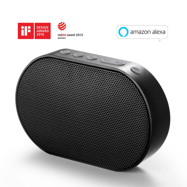 Mini Bluetooth Portable WIFI Speaker With Alexa Smart Voice Control Speaker