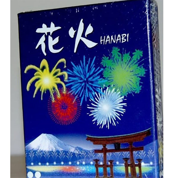 HANABI Puzzle games 2-5 Players Family Game For Children With Parents   Funny Puzzle Game for Gift