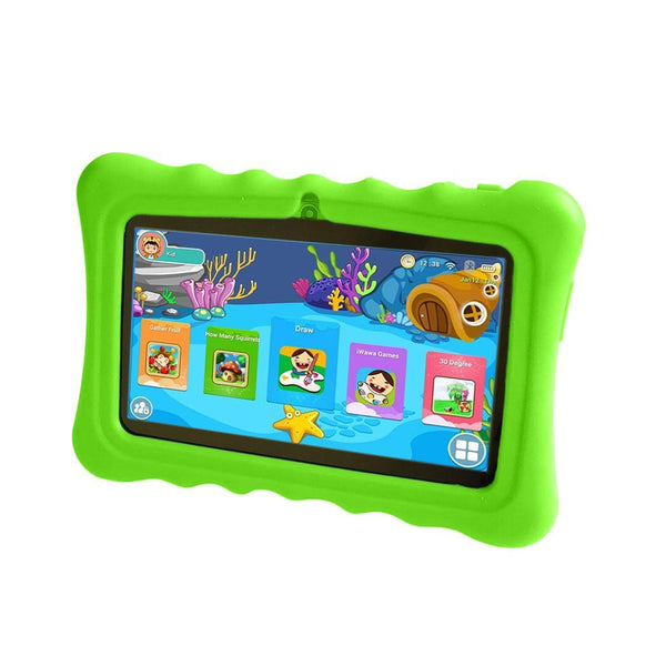 Kids Multi Functional WIFI Bluetooth Touchscreen 1024X600 HD Tablet