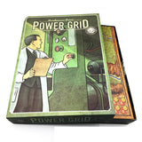 """POWER GRID""  Board Game English Version"