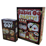 Sushi Go/Party Board Game 2-5 Players For Family/Party/Gift Best Gift Funny Card Game Entertainment