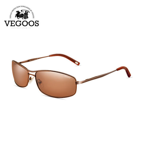 VEGOOS Luxury Brand Designer Polarized Sunglasses for Men Rectangle Driving Fishimg UV Protect Sun Glasses Man Shades Cool #1318 - Mr.Canadian.Traveler