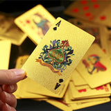"""PLAYING CARDS"" These Black, Gold, Or Silver Waterproof Cards Are For The Whole Family"
