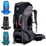 80L Extra Large Travel Backpack