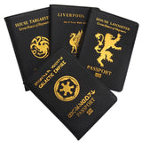 Game of Thrones Or Star Wars Passport Cover