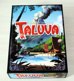 """TALUVA"" Board Game 2-4 Players Cards (English Instructions)"