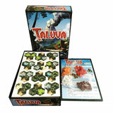 Taluva Board Game 2-4 Players Cards Game Classic Tactics Games Send English Instructions Free Shipping indoor games