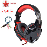 Stereo Deep Bass Gamer Headphones