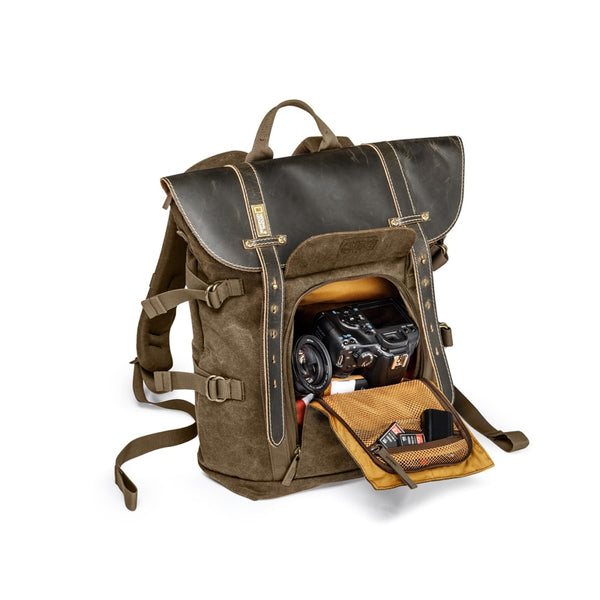 Nat Geo  SLR Camera Backpack Made Of Canvas