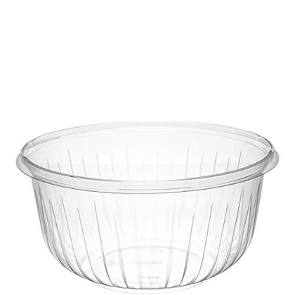 Dart C48B 48 Oz Clear Ops Plastic Bowl (Case Of 252)