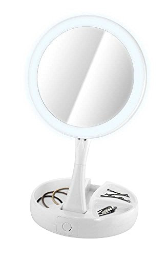 Sunshine Megastore Folding Makeup Mirror