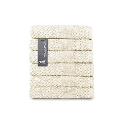 Chortex Turkish Cotton Hand Towel , Almond