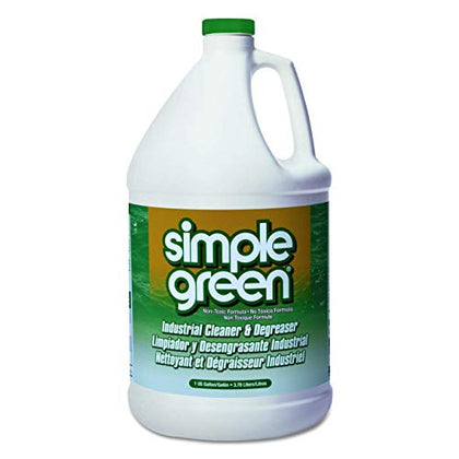 Simple Green 13005Ct Industrial Cleaner And Degreaser, Concentrated, 1 Gal Bottle -