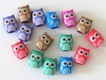 Edison Novelty Owl Pencil Toppers (15)