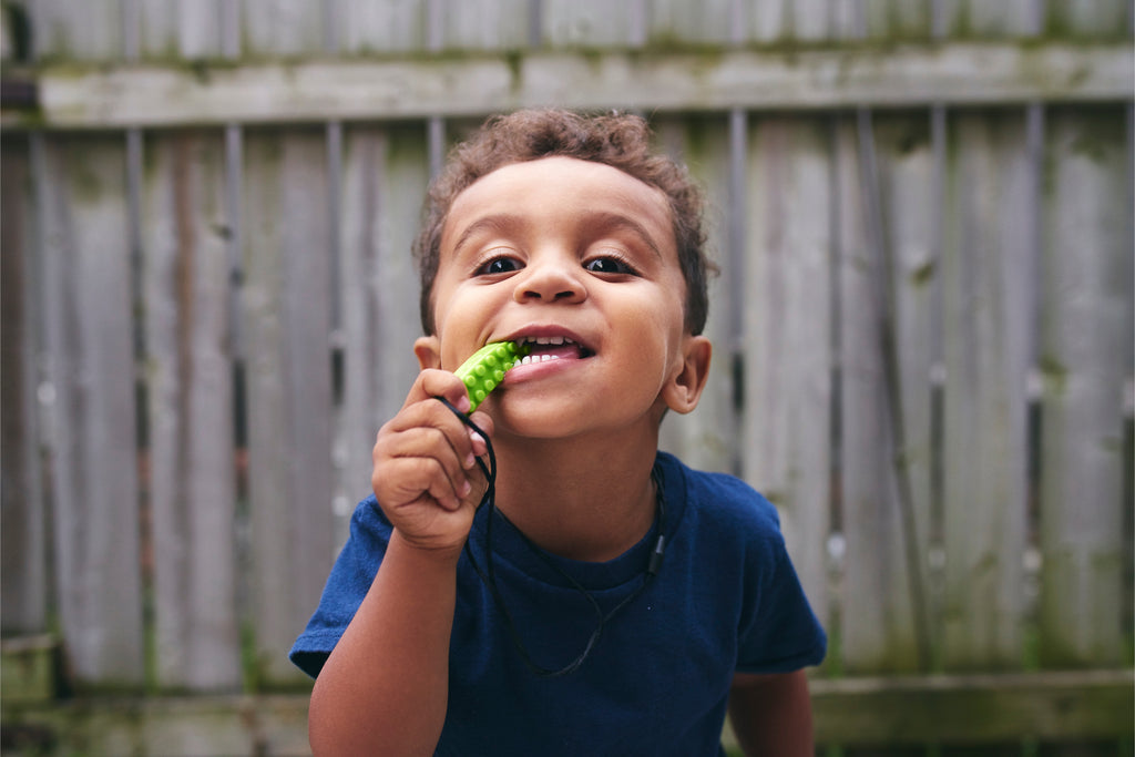 Is your child a Chewer? Here's how you can support them.