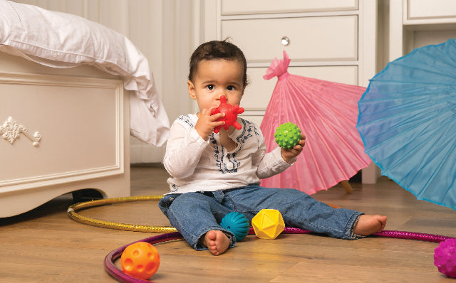 Top 7 Baby Toys for Sensory Development and Stimulation