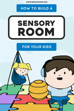 How To Build A Sensory Room At Home (That Your Kids Will Love)