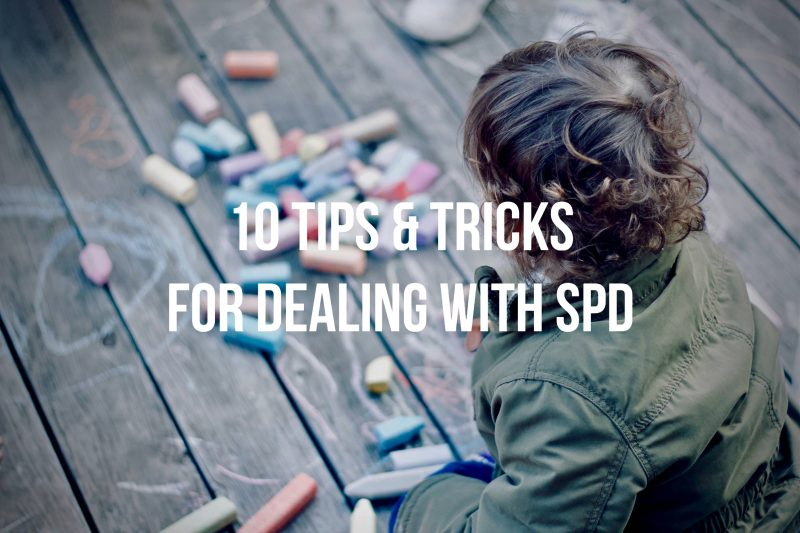 10 Natural Tips & Tricks For Dealing With Sensory Processing Disorder