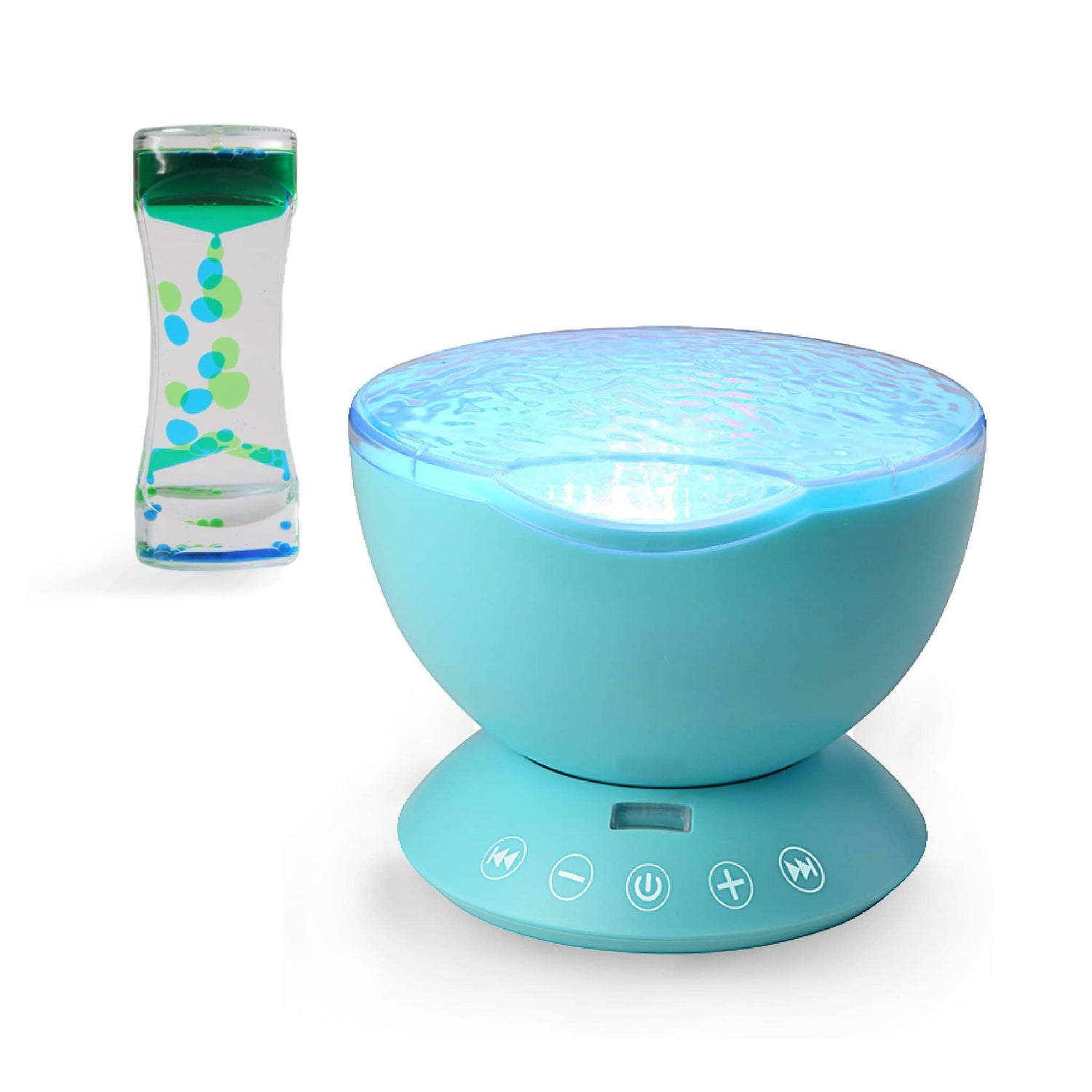 Sensory Ocean Wave Projector + BONUS Motion Bubbler