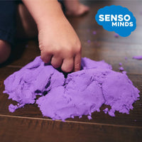 Sensory Kinetic Sand + BONUS Tactile Sensory Kit