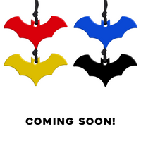 Bat Chew Necklace Bundle (4 Pack)