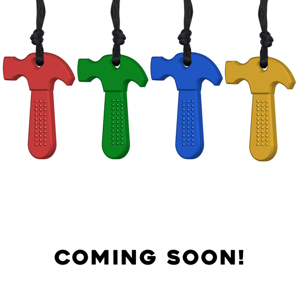 Hammer Sensory Chew Necklace Bundle (4 Pack)