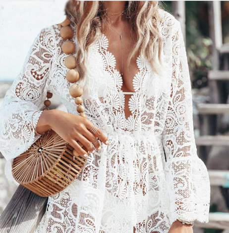 Bohemian  Cover up & Dresses