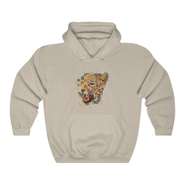 Unisex Heavy Blend™ Hooded Sweatshirt Plus size hoodies tiger