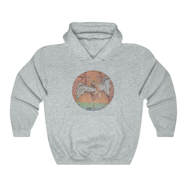Unisex Heavy Blend™ Hooded Sweatshirt Plus size hoodies Floyd design