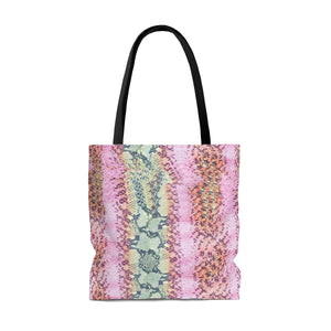 Tote Bag Sneak Print Swimwear