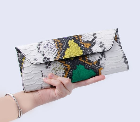 Handbags Day Clutches Fashion Women Messenger Bags Crocodile Pattern