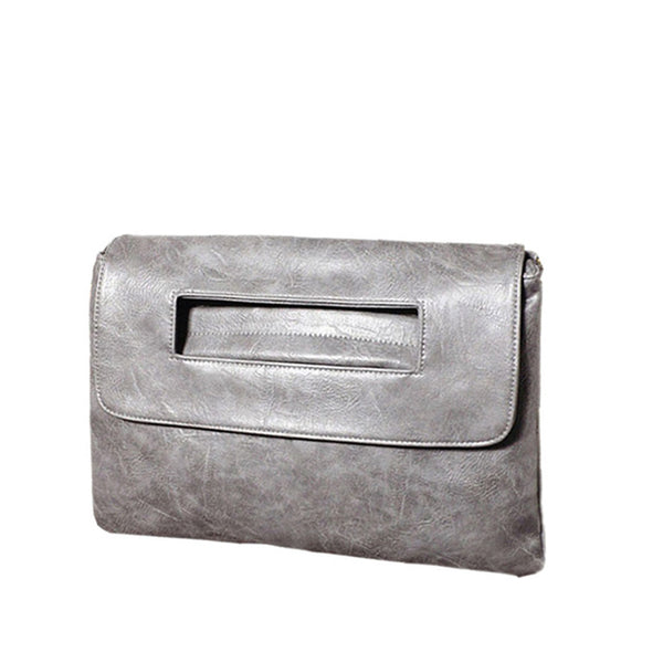 Women Envelope Clutch Bag Leather Women