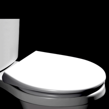 Load image into Gallery viewer, Deluxe Soft Close Quick Release Toilet Seat – Pearl