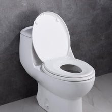 Load image into Gallery viewer, Multifunction Soft Close 2 in 1 Family Toilet Seat - European Design - MUZT
