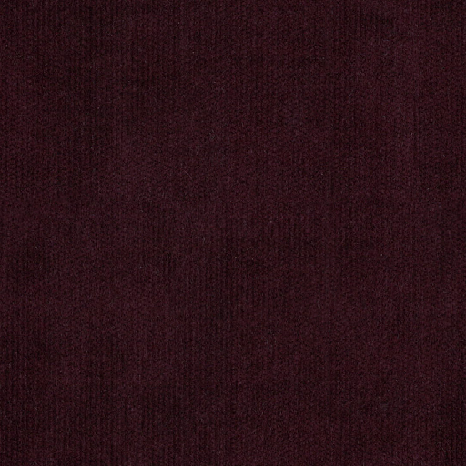 Burgundy Cotton Cashmere Minicord Trousers