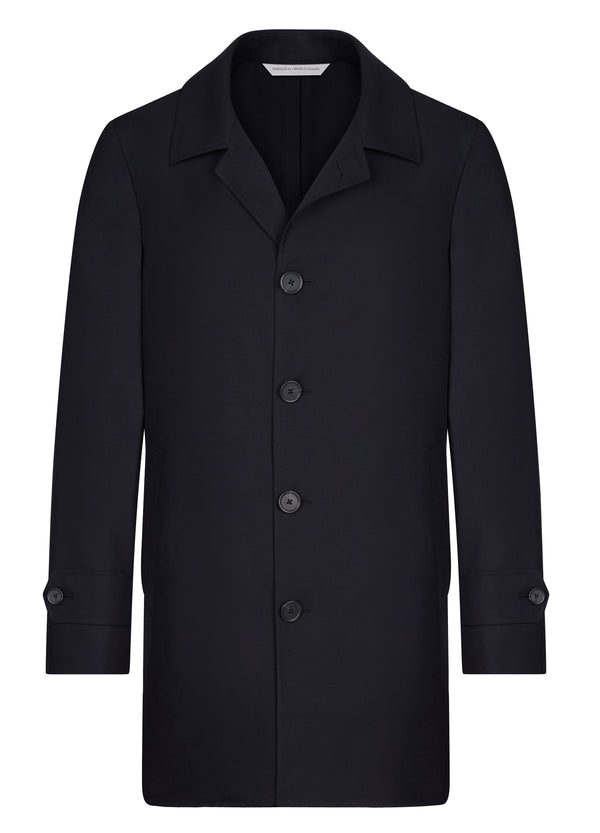 Navy Performance Raincoat