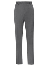 Super 110s Twill Trousers – Grey