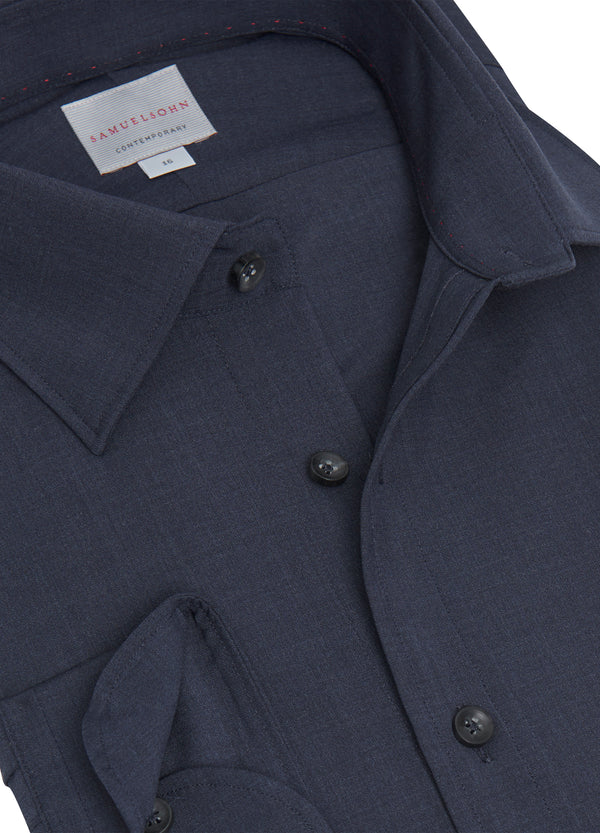 Royal Active Hidden Button-down Shirt