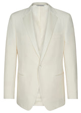 Canadian made Ivory Dinner Jacket from Samuelsohn