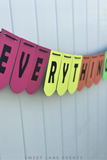 colorful everything banner