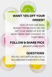 follow Sweet Lane Events