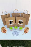 little boys birthday party favors