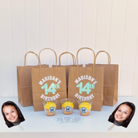 mint green birthday parade package