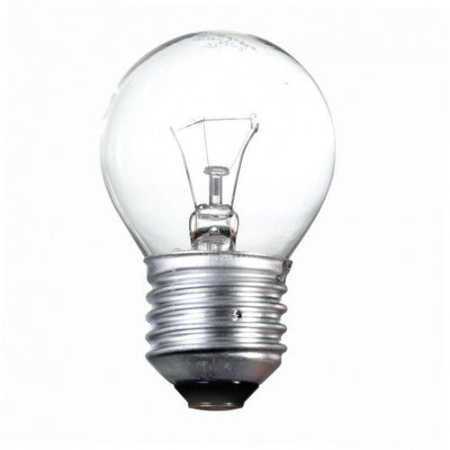 Polaris 40W Golf Light Bulb ES E27 240v - Clear