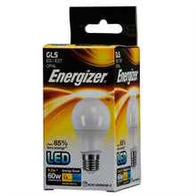 Load image into Gallery viewer, Energizer 9W (60W) LED Standard Shape Bulb GLS ES E27