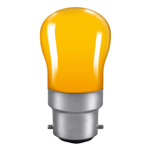 PYGMY light bulb Amber BC cap