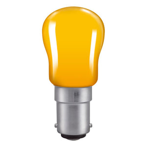 PYGMY light bulb Amber SBC cap