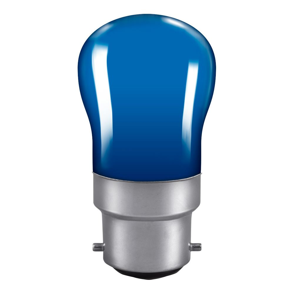 PYGMY light bulb blue BC cap